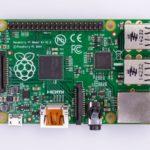 Raspberry Pi 1 B +