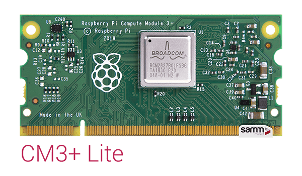 Raspberry Pi Compute Module 3 Plus - Lite