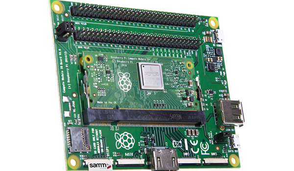 Raspberry Pi Compute Module 3 Development Board