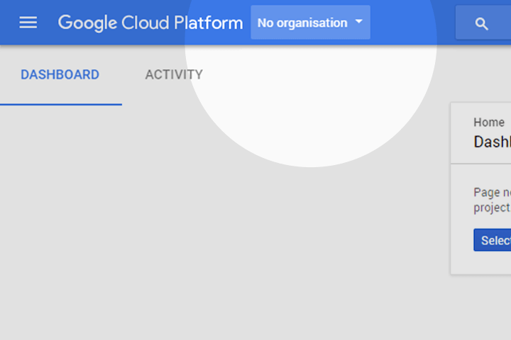 Google Voice Kit, Cloud API Platform a Bağlamak 2