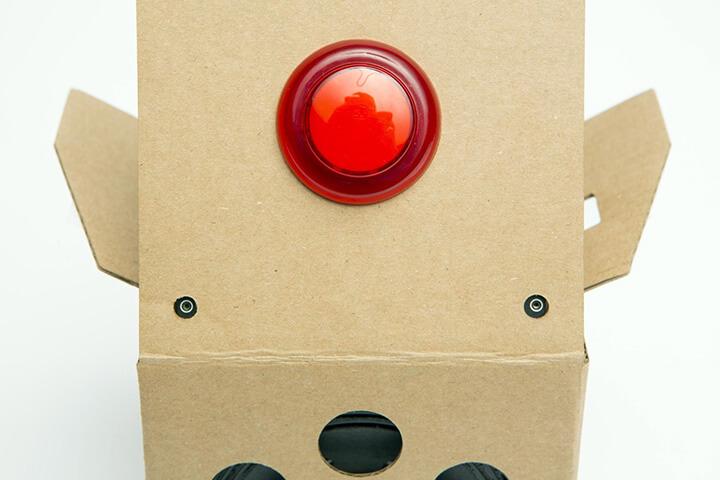 Google Voice Kit Bir Araya Getirme 10