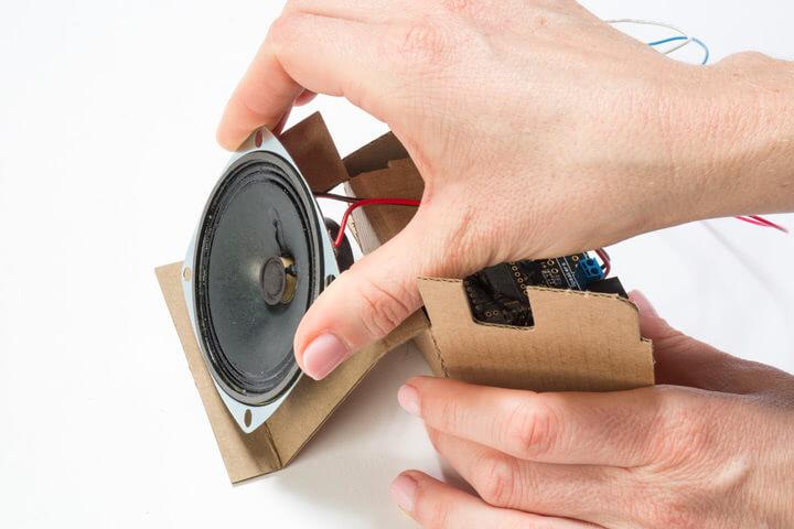 Google Voice Kit Çerçeveyi Oluşturma 5
