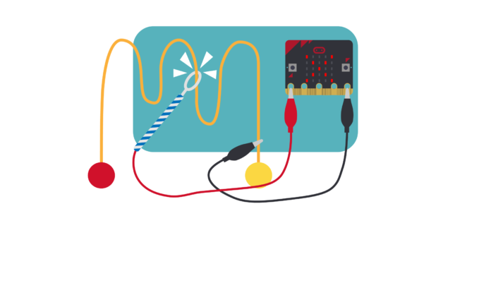 Buzz Wire Game with micro:bit