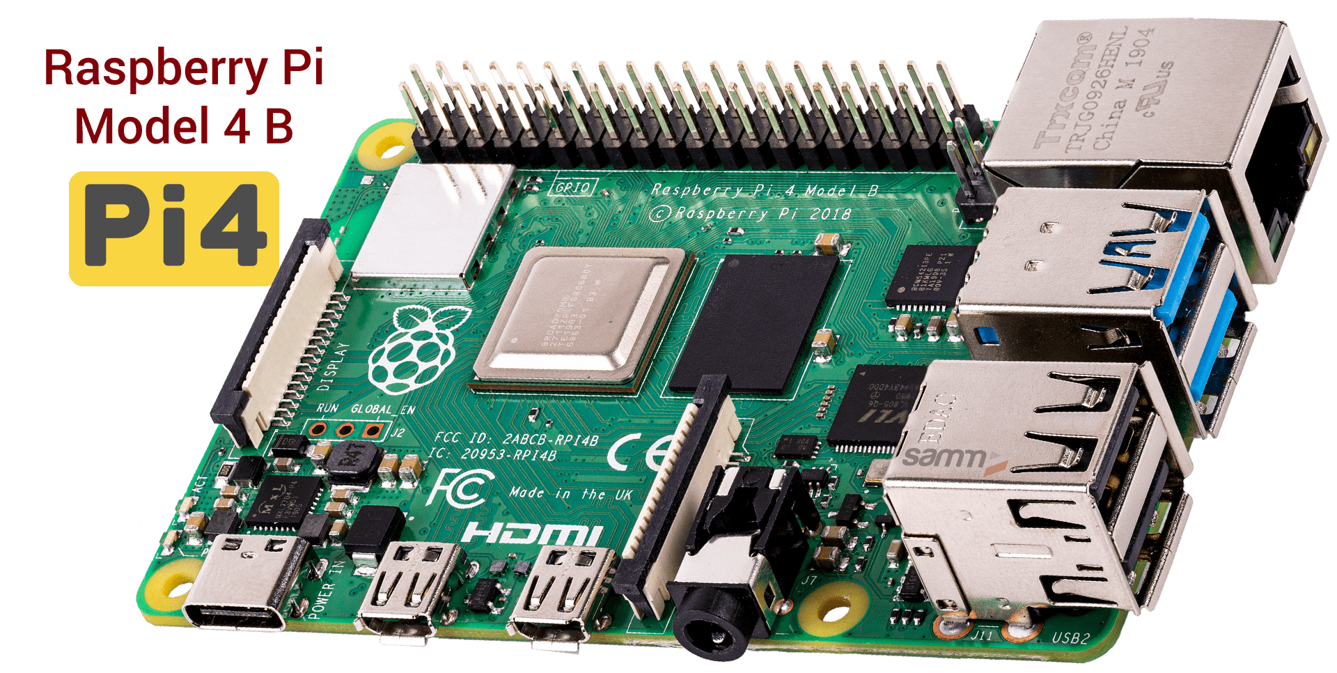 raspberry pi 4 - photo #8