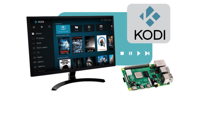 Raspberry Pi Media Center | Kodi