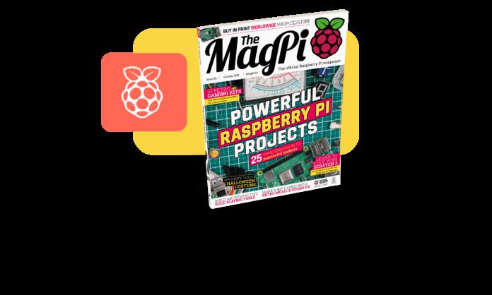 MagPi Magazine 86