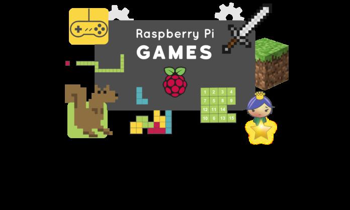 raspbian-game