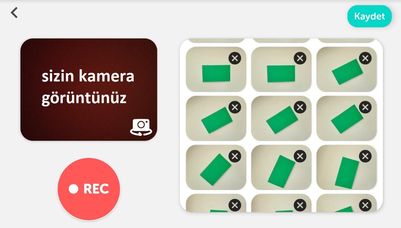 Görüntü İşleme Kamera Görüntüleri