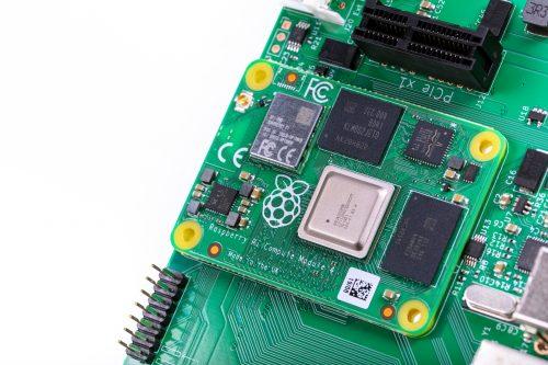 Raspberry Pi Compute Module 4 - 4