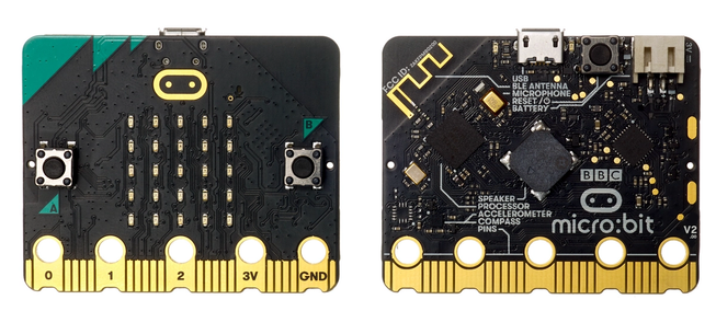 Microbit ile Sulama Otomasyonu 1